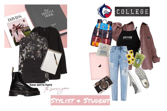 stylist & student