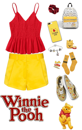 Winnie the Pooh 🍯❤️