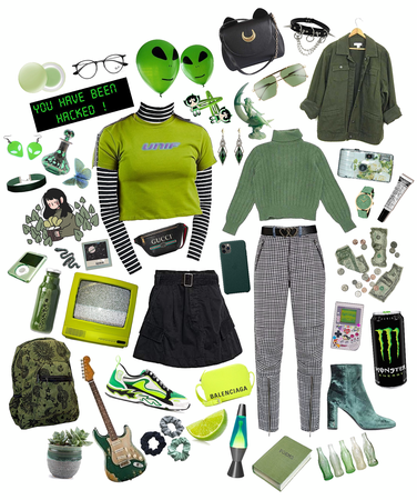 the nctzen collection: green ver