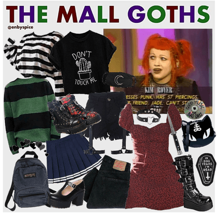 the mall goths