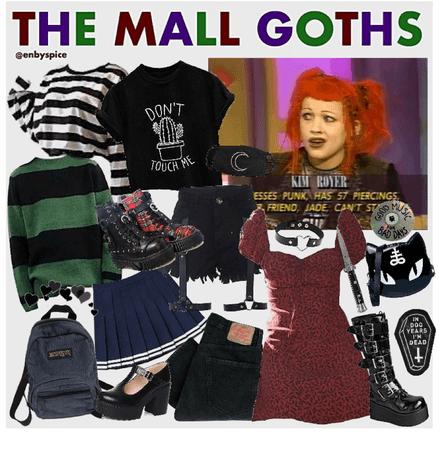 the mall goths
