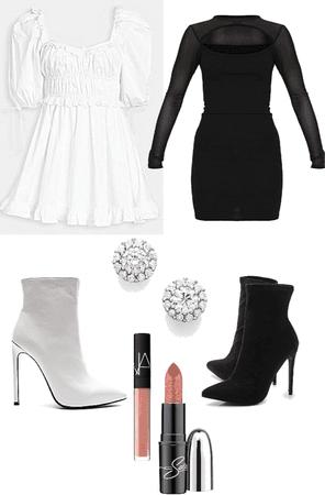 Black & White (TWD 3,4)