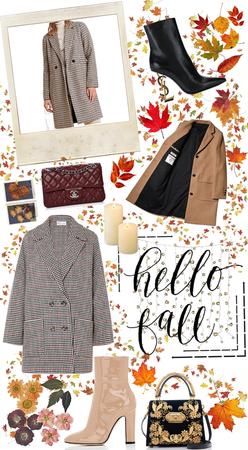 Hello Fall 🍂