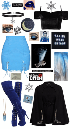 North|Blitz|Killer Frost's Daughter
