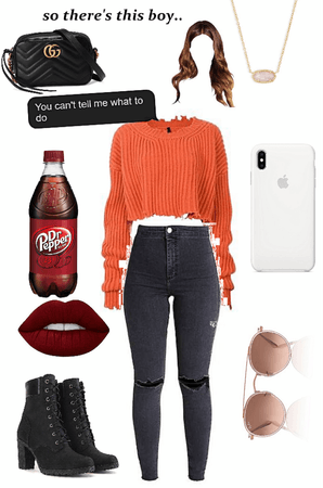 Everyday outfit🧡🤩
