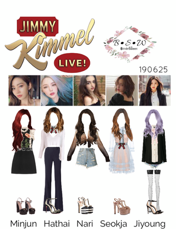 BSW Jimmy Kimmel Live 190625