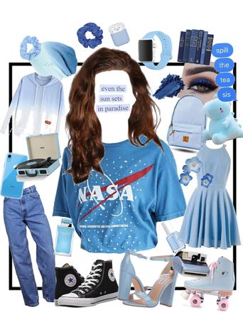 Blue Dayz