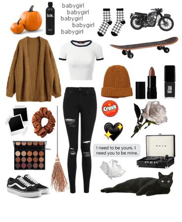 pumpkin + babygirl