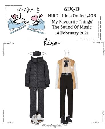 6IX-D [식스디] (HIRO) Idols On Ice 210214