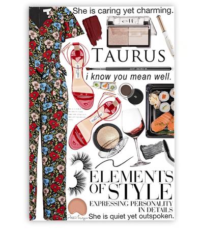 Floral Taurus 🥰❣️🌞