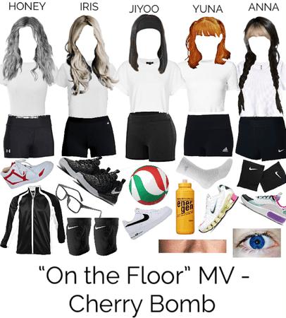 """""""On the Floor"""" MV - Cherry Bomb"""