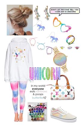 unicorn 🦄 vibes ✨