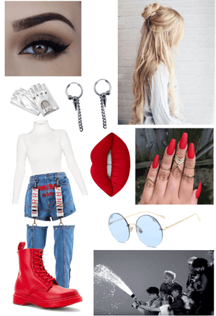 NCT FIRETRUCK Outfit #3