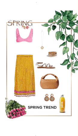 Blog style update - Spring holiday
