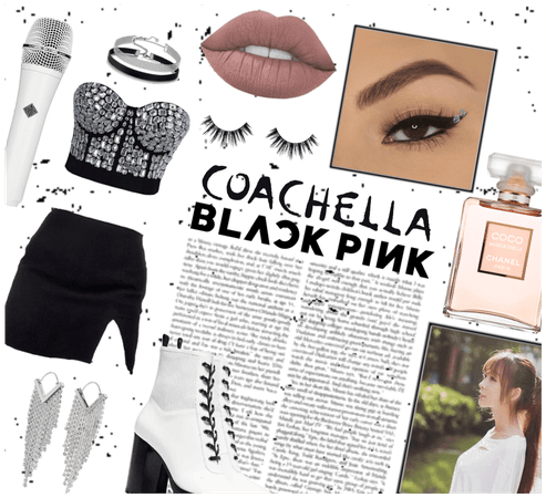 Coachella Blackpink