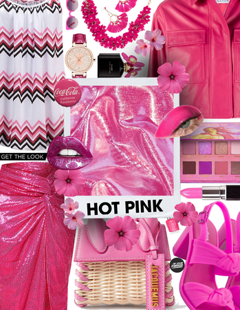 Get The Look: Hot Pink