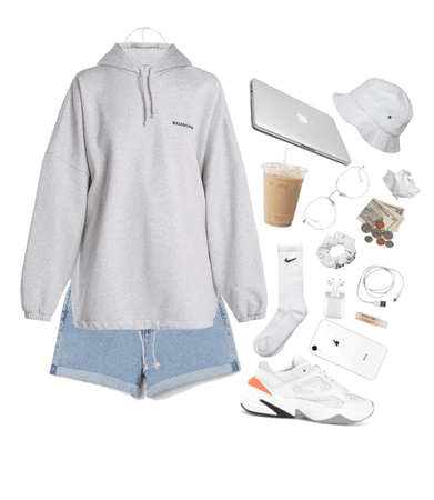 school outfit (college)