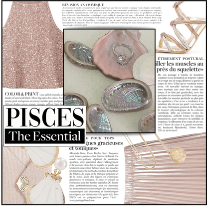 The Zodiac Sign: Peachy Pink Pisces - Contest