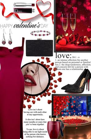 valentines date ❤️