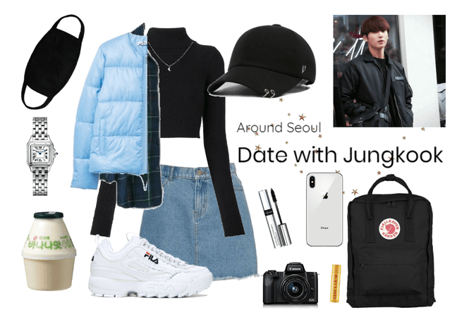 Seoul with Jungkook
