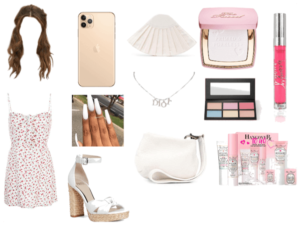 pinky spring style