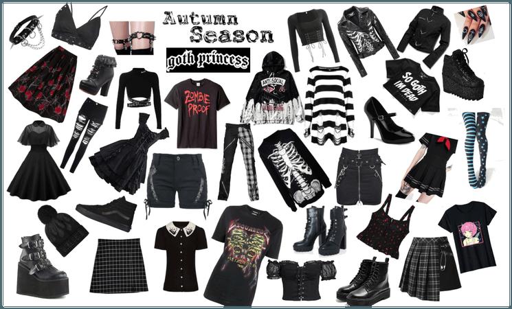 Goth Season