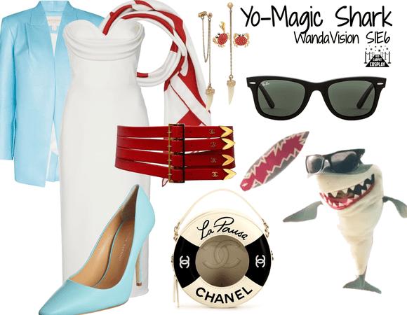 Yo-Magic Shark