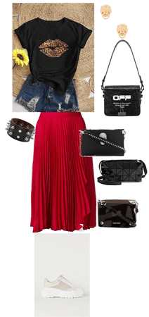 lunch/ casual dinner outfit
