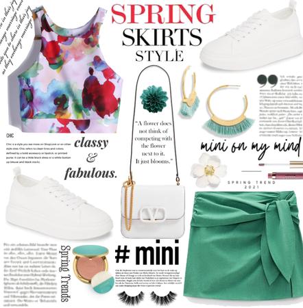 Spring- My Way