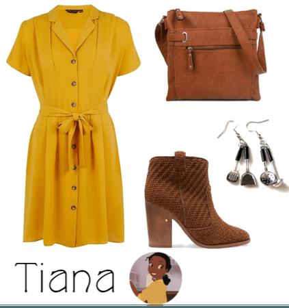 Tiana Work