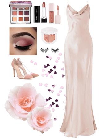 pretty in pink prom