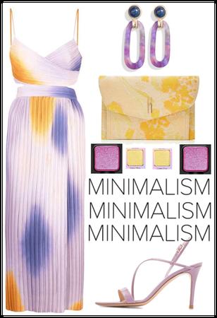 Minimum is maximum fashion