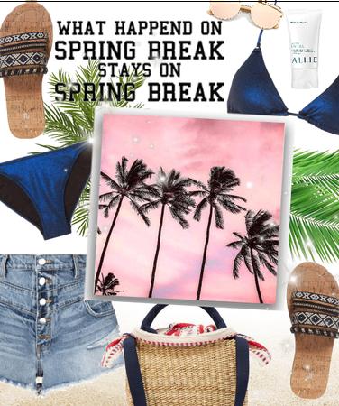 Sprink Break!
