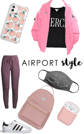 airport style 💕