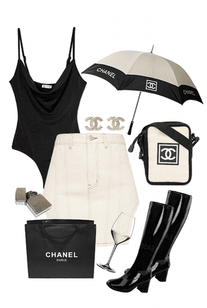 chanel rain