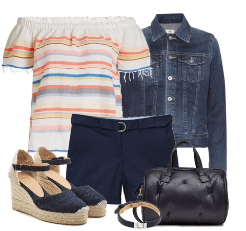 Casual Summertime Outfit