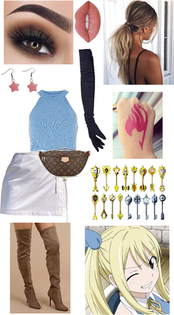 Fairy Tail Lucy Heartfilia Outfit 1