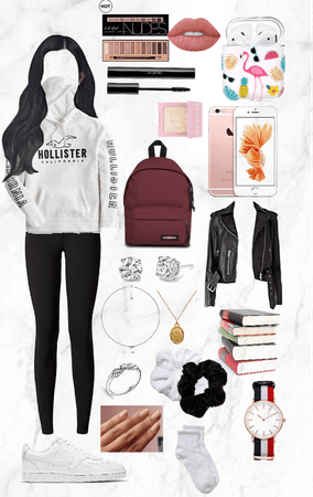outfits back to school after quarantine ;)