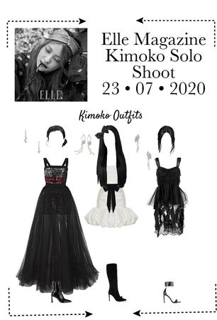 Elle Korea - Kimoko Photoshoot