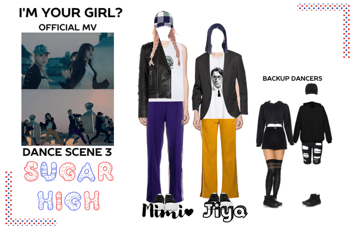I'm Your Girl? Official MV   Dance Scene 3