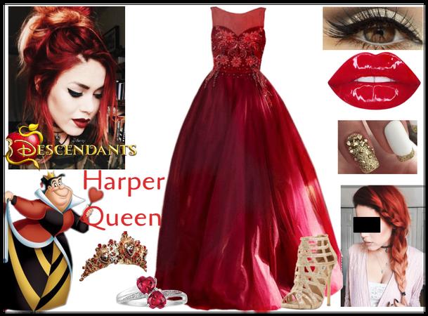 Harper Queen - Coronation