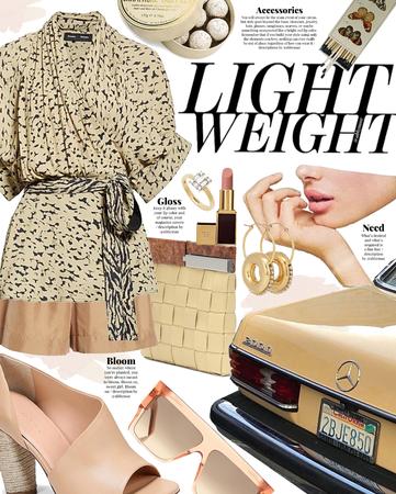 lightweight glamour | @sadcherrysoda contest