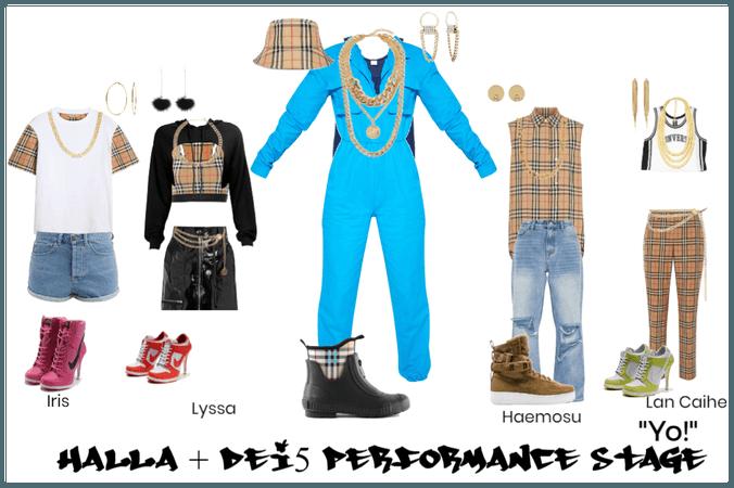 Halla Day, Celeb Date | Halla's Outfit