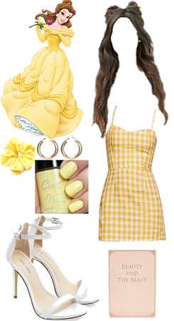 Modernized Belle (Beauty and the Beast)