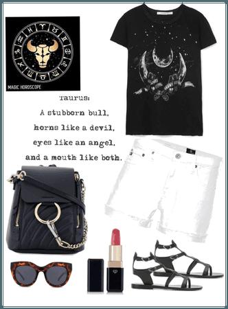 Taurus black and gold
