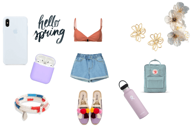 Sping Break Outfit