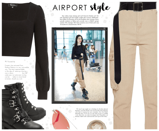 ♡ Airport Style #3 ♡