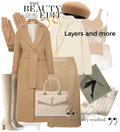 Layers and more