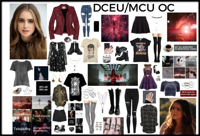 DCEU/MCU OC