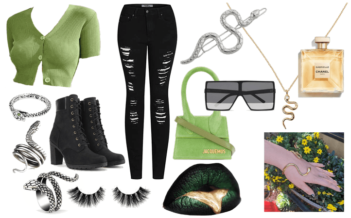 Green hun